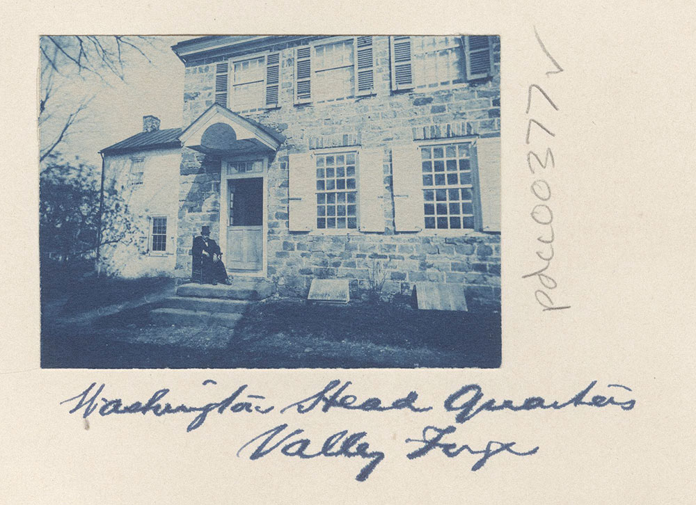 Washington's Headquarters, Valley Forge