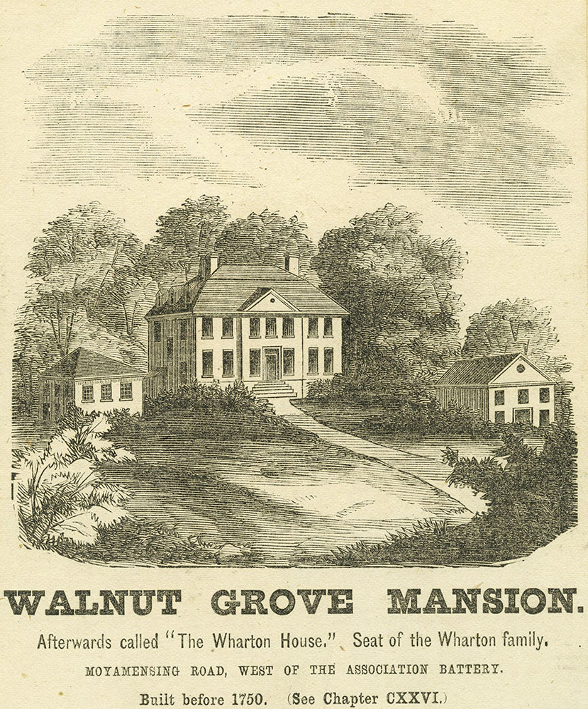 Walnut Grove Mansion