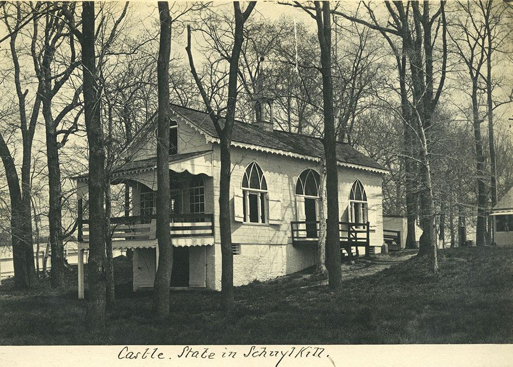 Castle. State in Schuylkill.