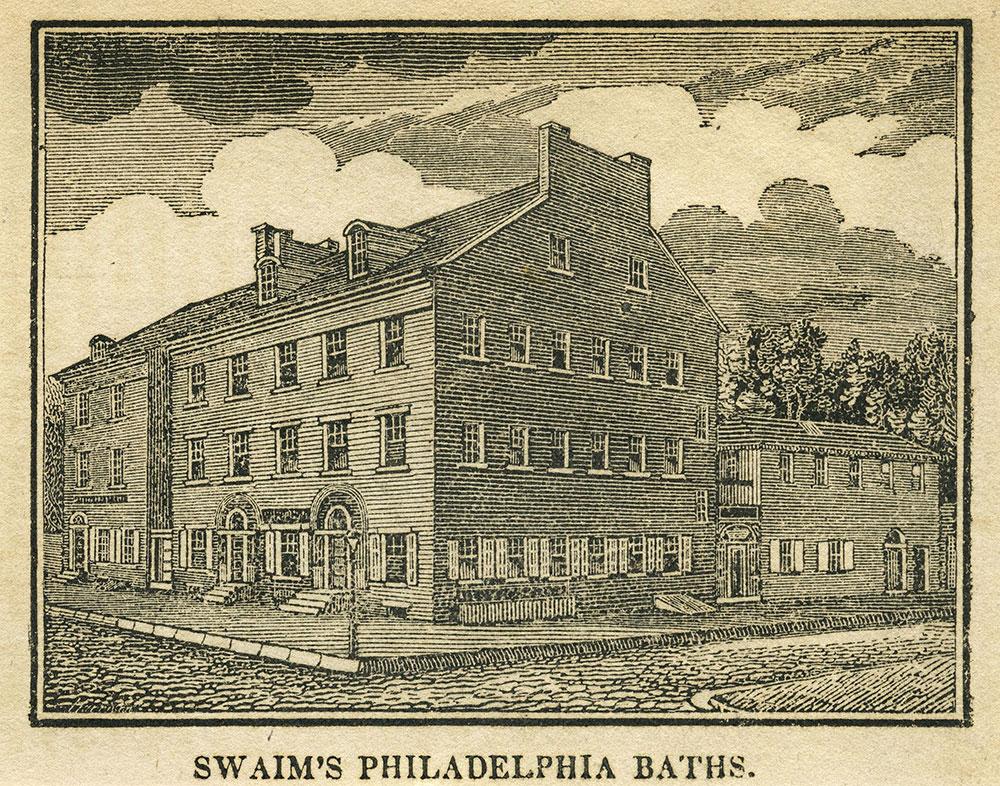 Swaim's Philadelphia Baths.