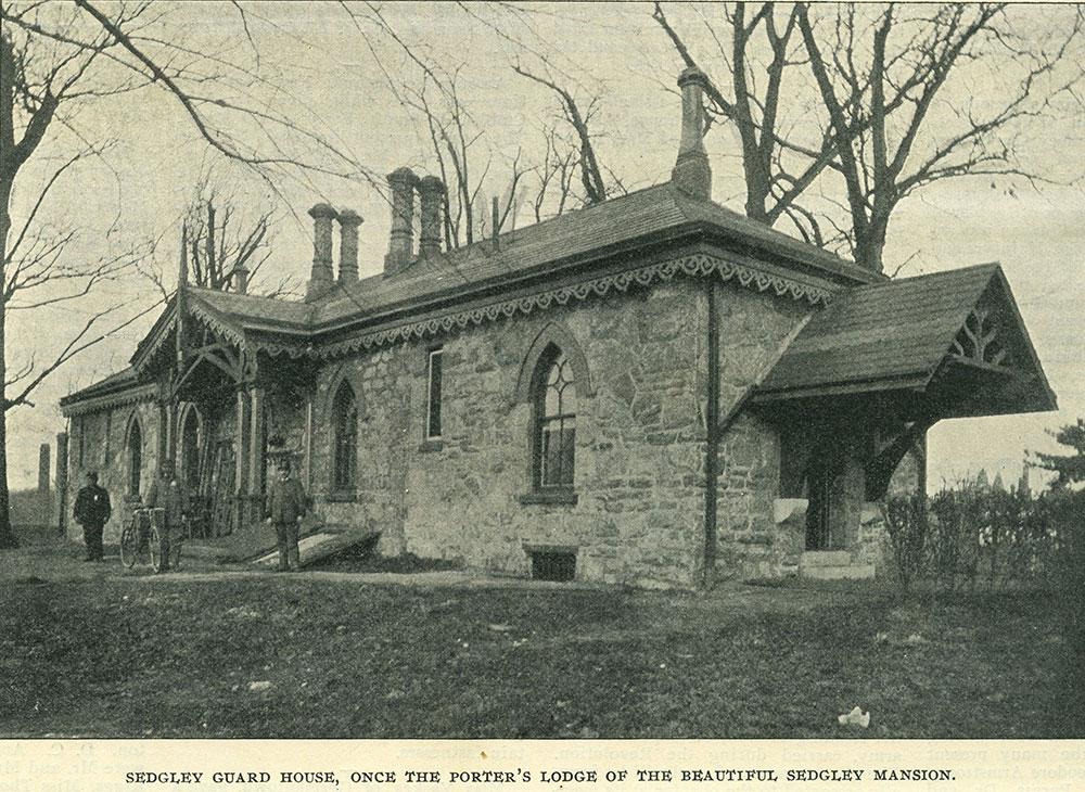 Sedgley Guard House