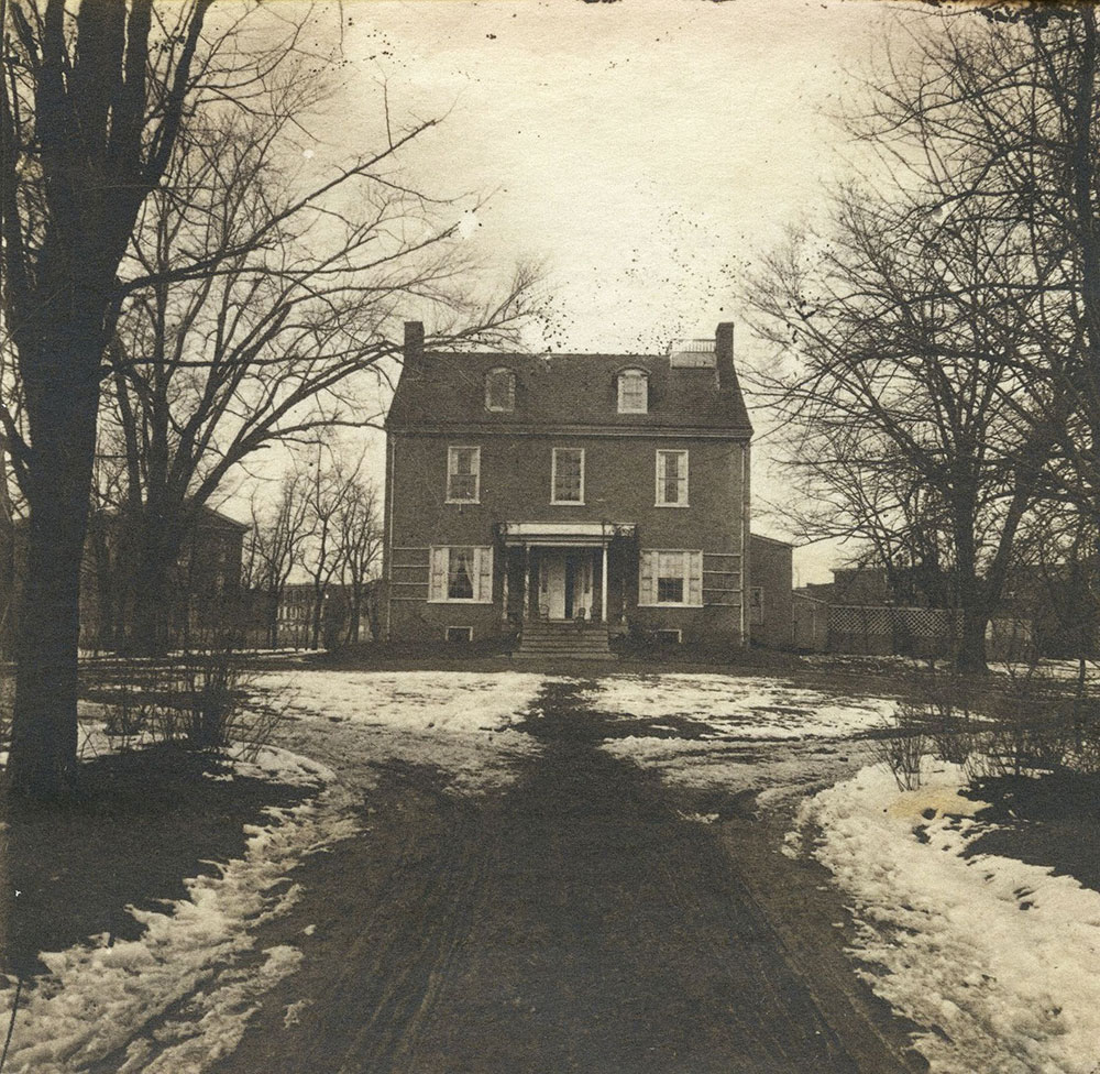 Judge Stroud House.
