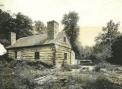Swedes Log House