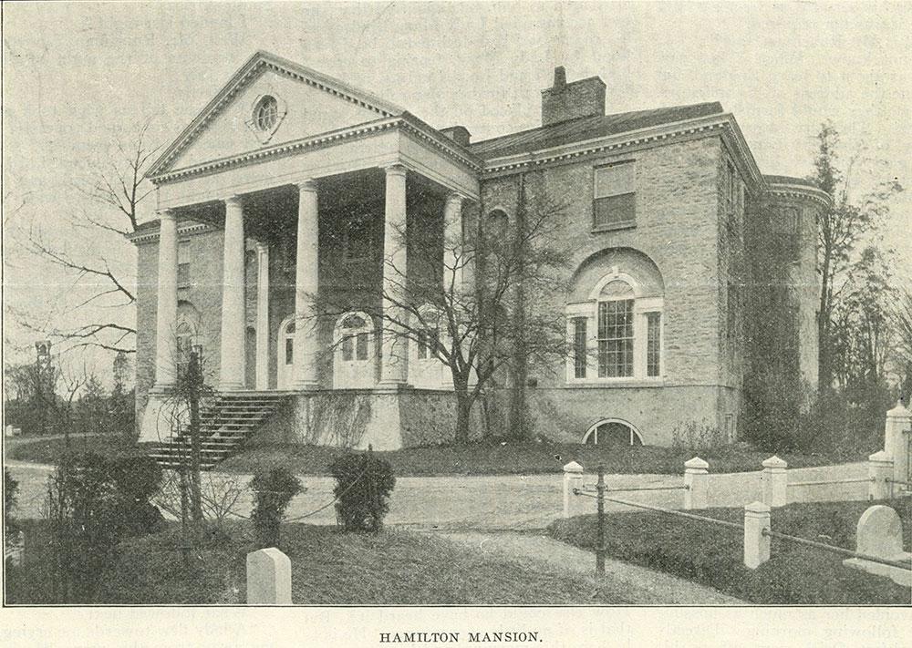 Hamilton Mansion