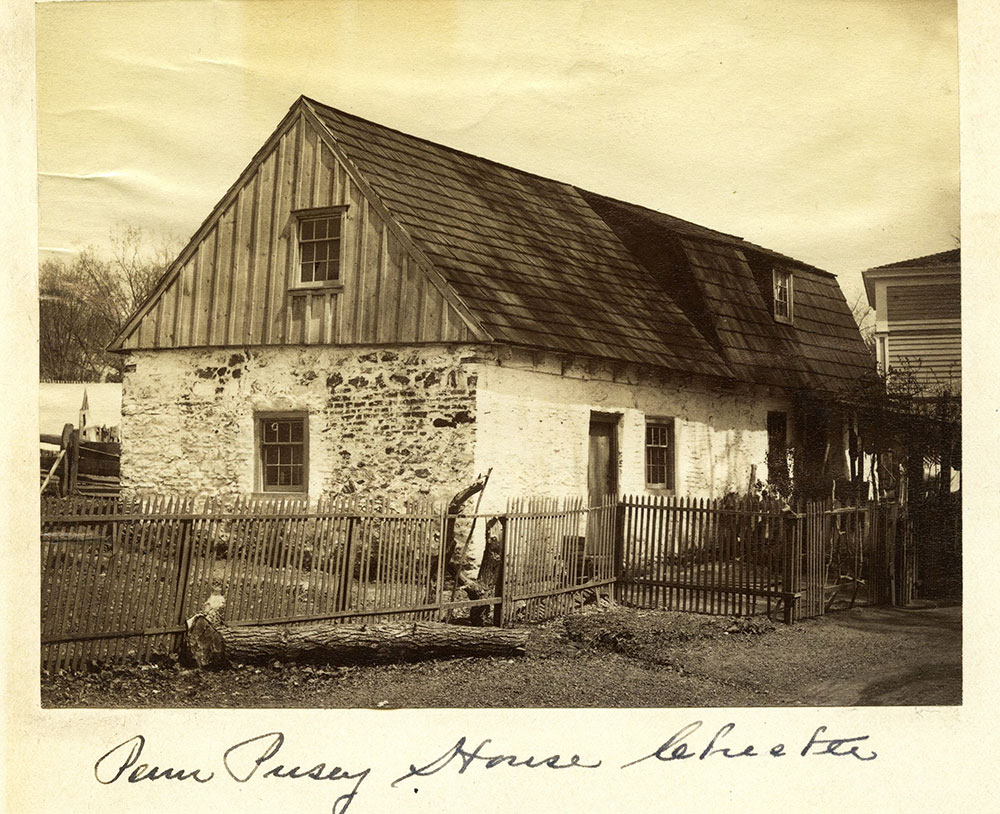 Penn Pusey House. Chester.