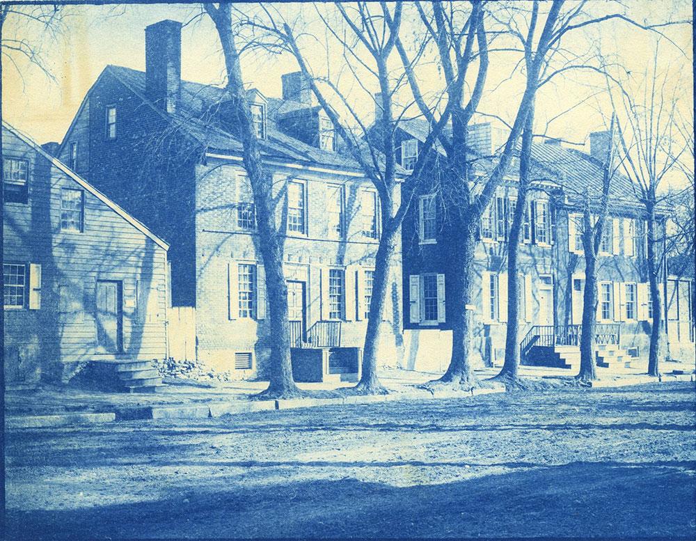 James Fenimore Cooper House, Burlington N.J.