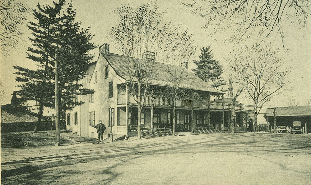 General Wayne Tavern.