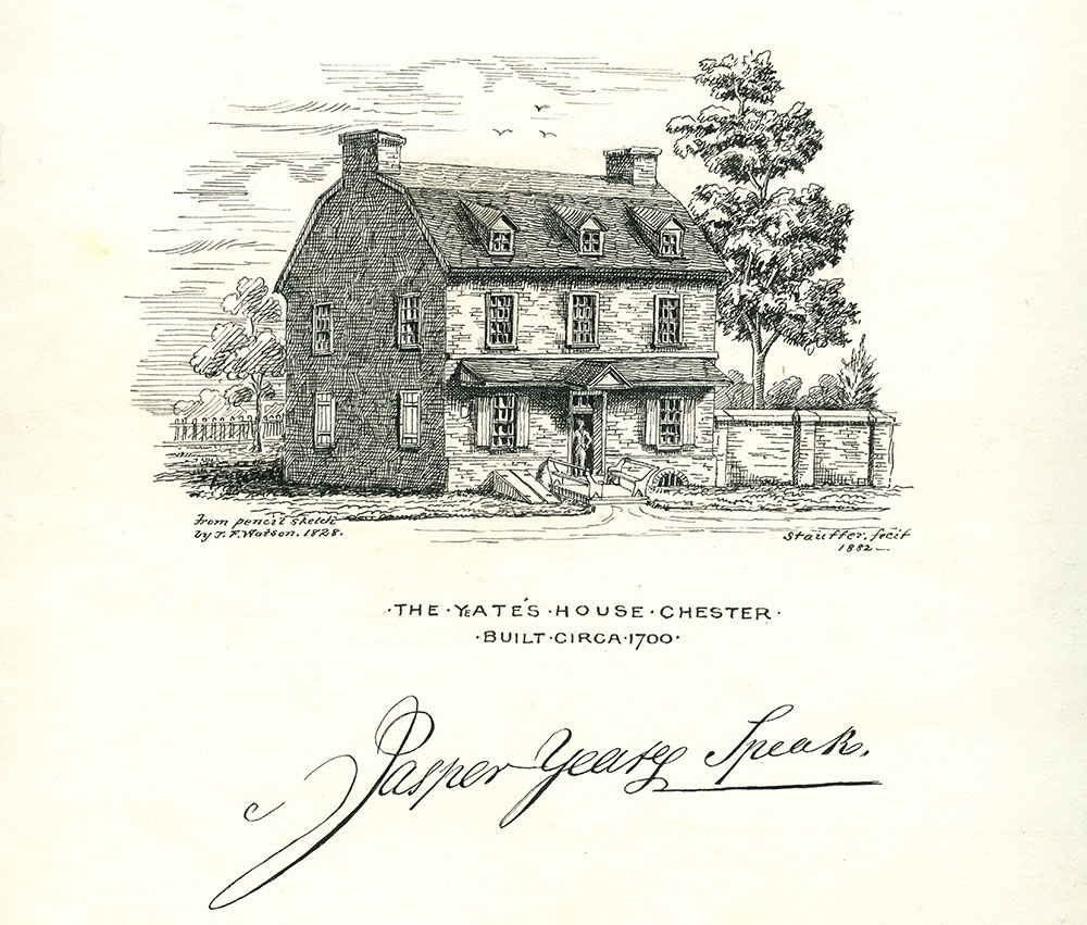 The Yeates House, Chester.