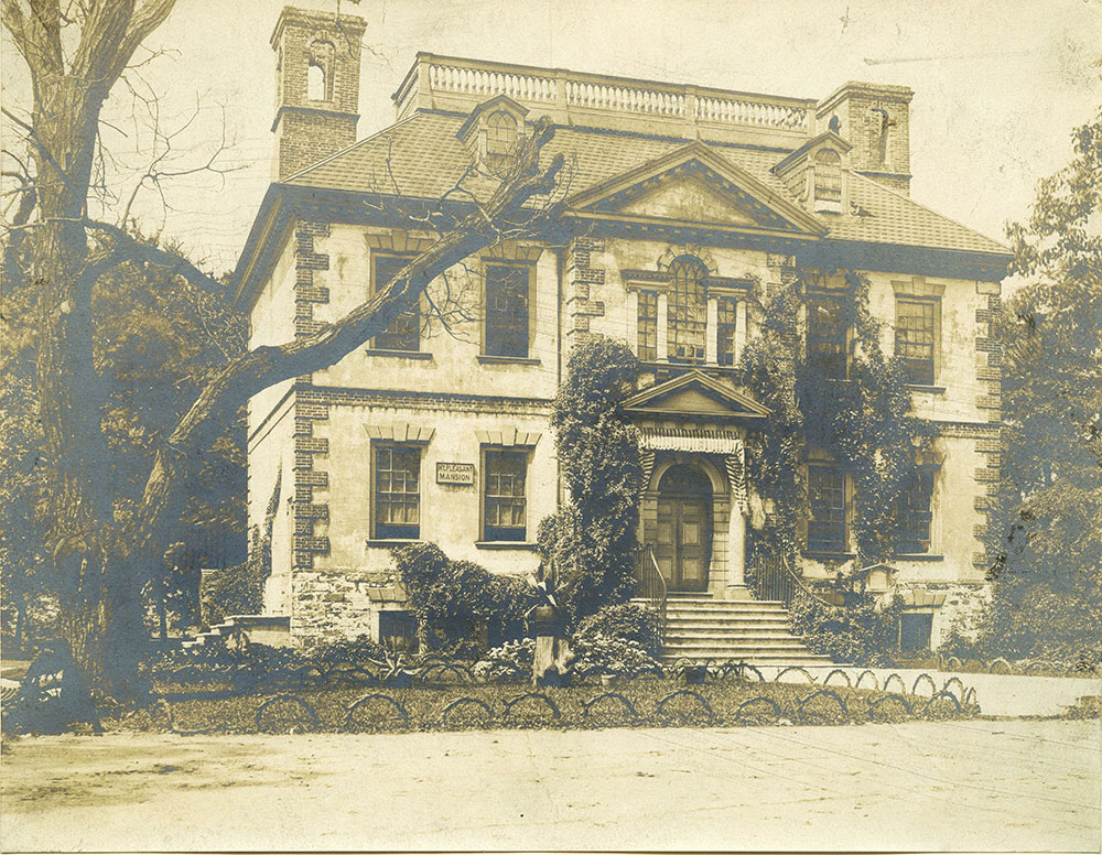 Mount Pleasant. Arnold's Residence.