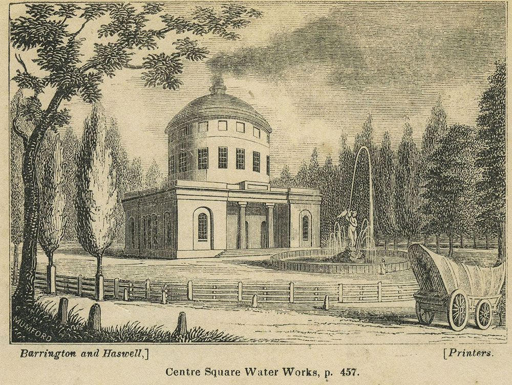 Centre Square Water Works