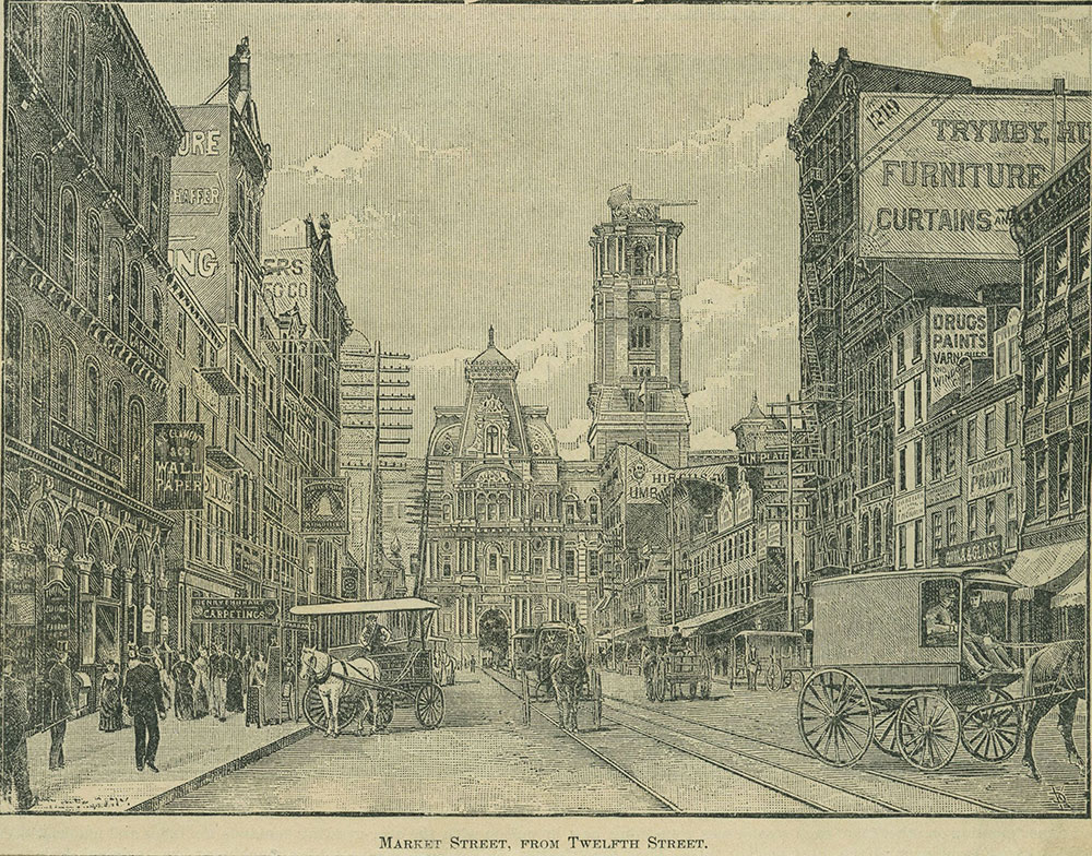 Market Street, From Twelfth Street.