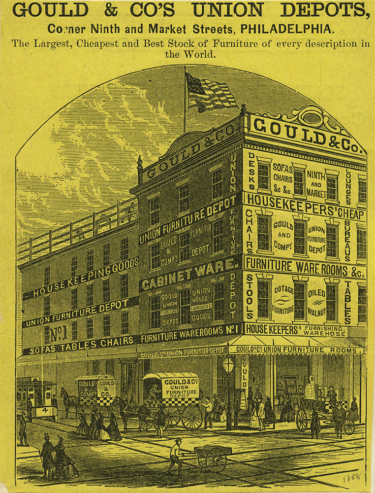 Gould & Co's Union Depots