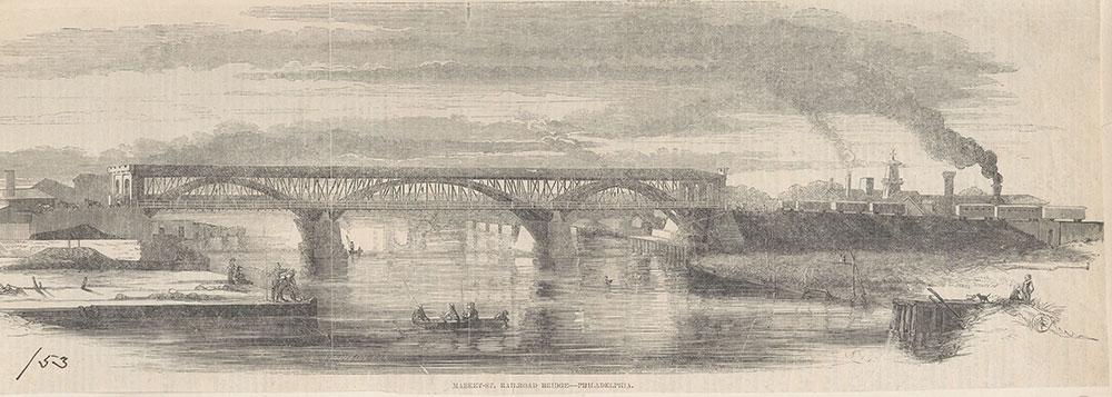 Market Street Railroad Bridge.