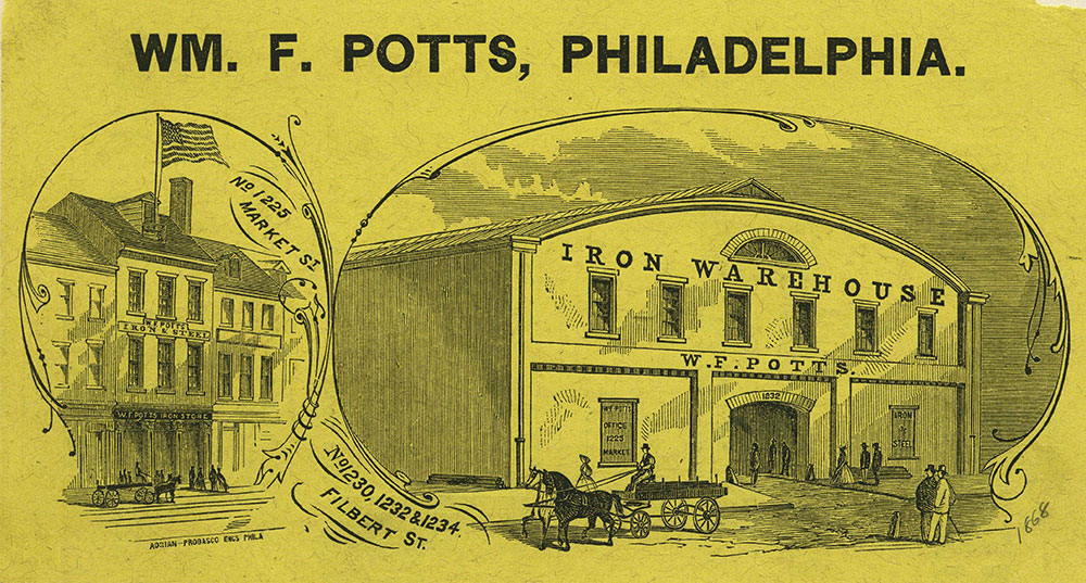 Wm. F. Potts, Philadelphia