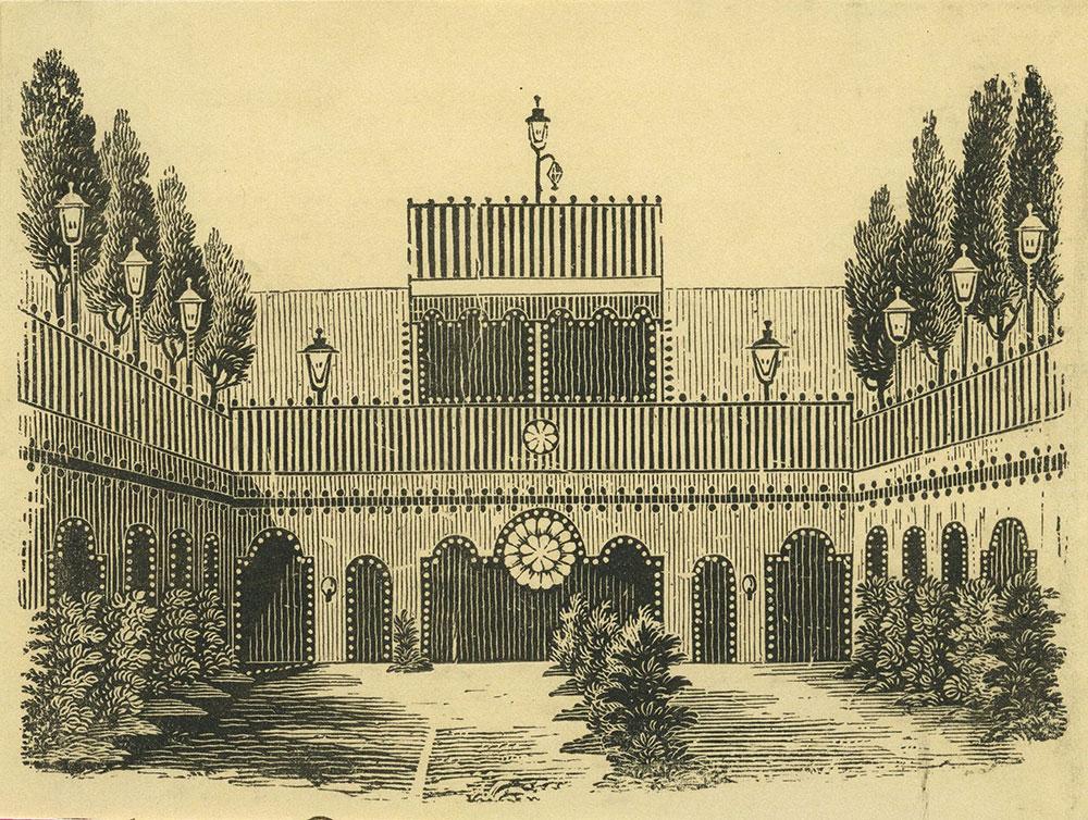 Tivoli Garden.