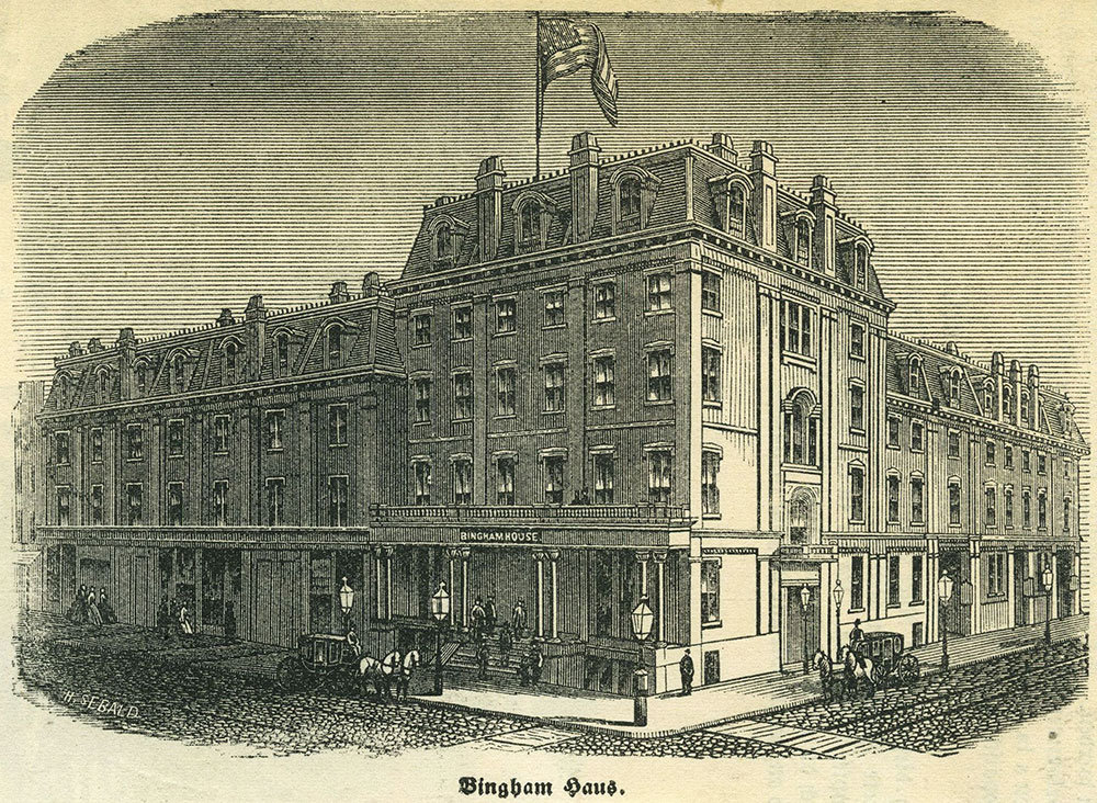 Bingham House Hotel