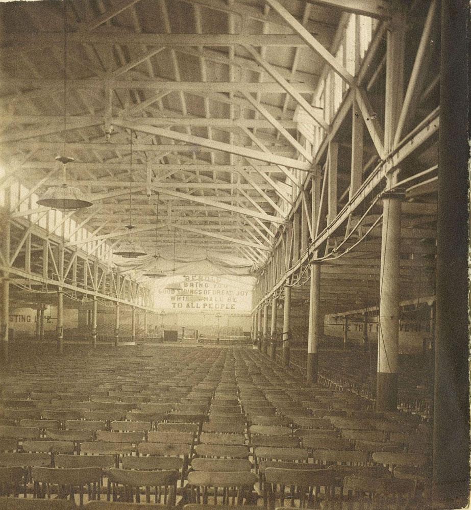 Pennsylvania RR Freight Depot.