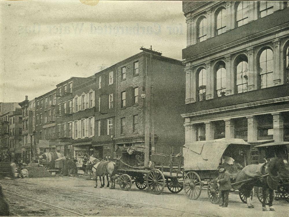 Market Street, 1907.