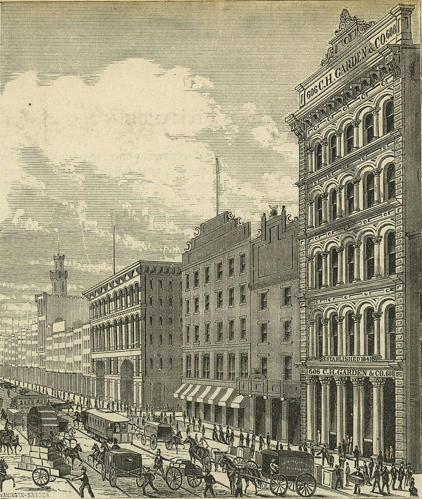 View on Market Street