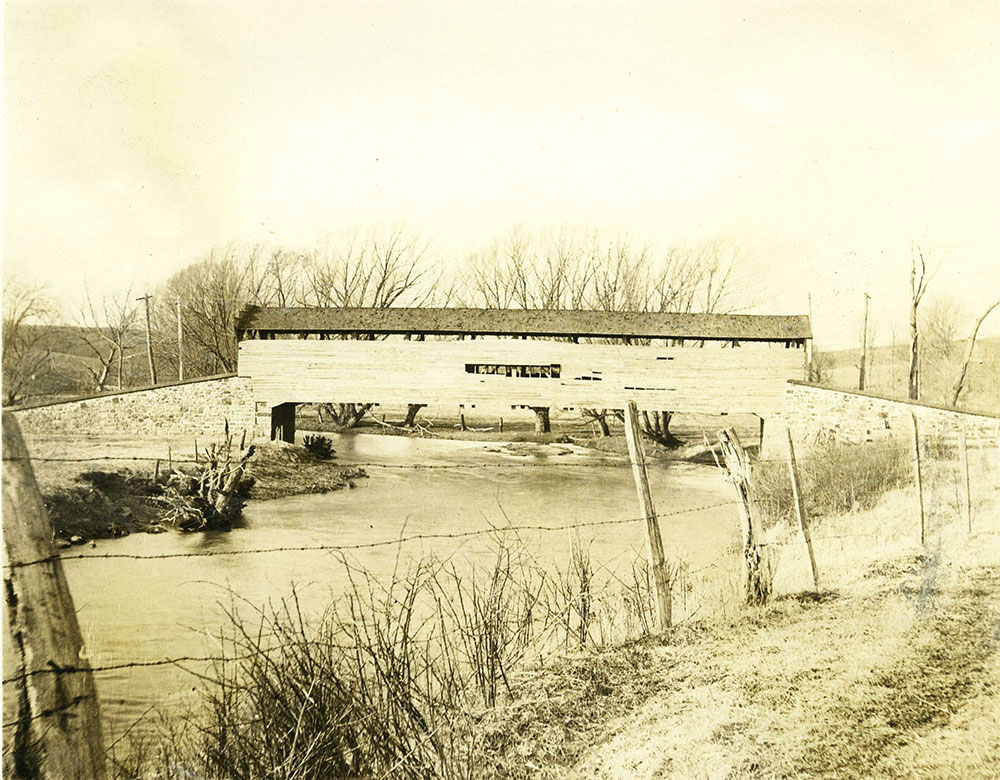 Jeffries Pond, Brandywine, Chester Co.