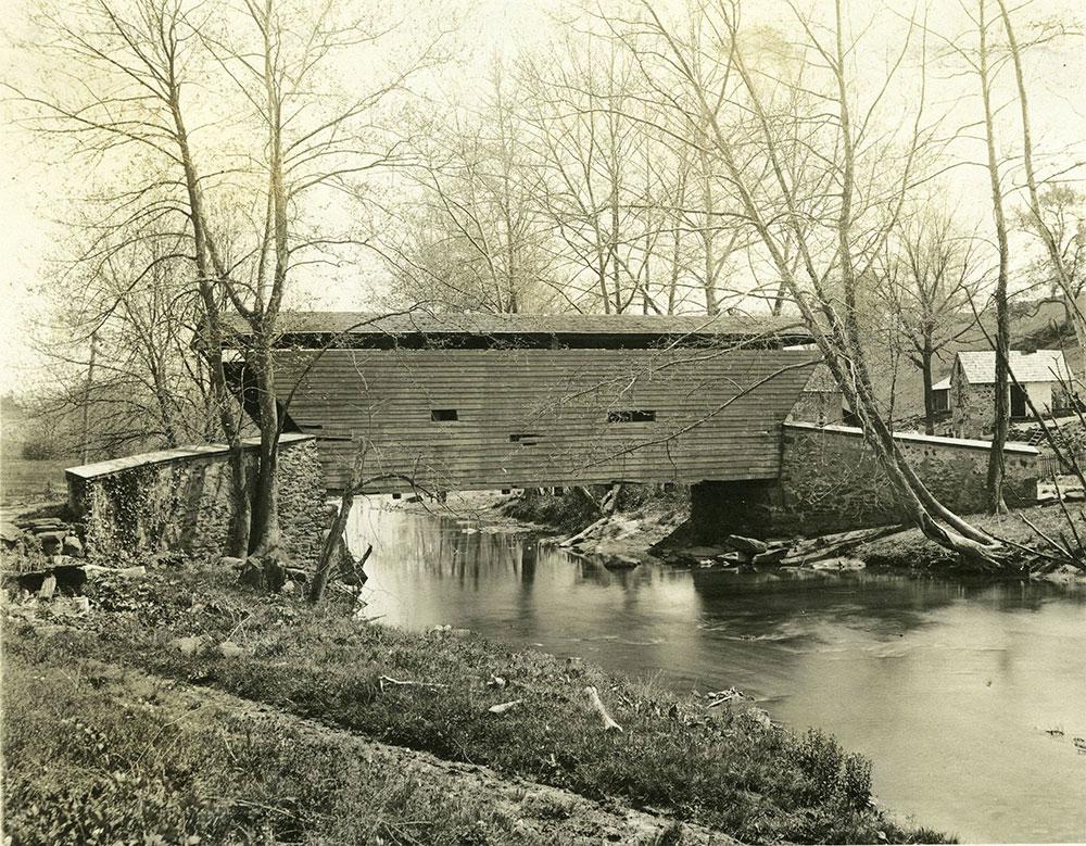 Ridley Creek Bridge, Sycamore Mills, Delaware County