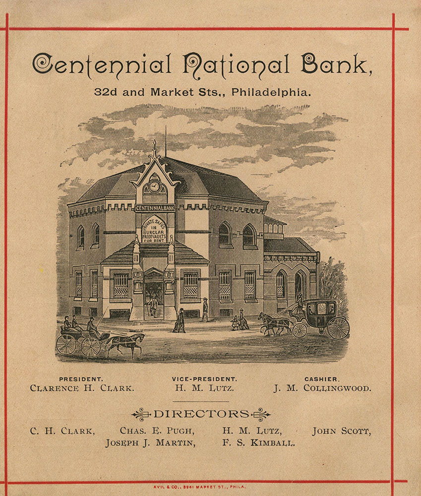 Centennial National Bank