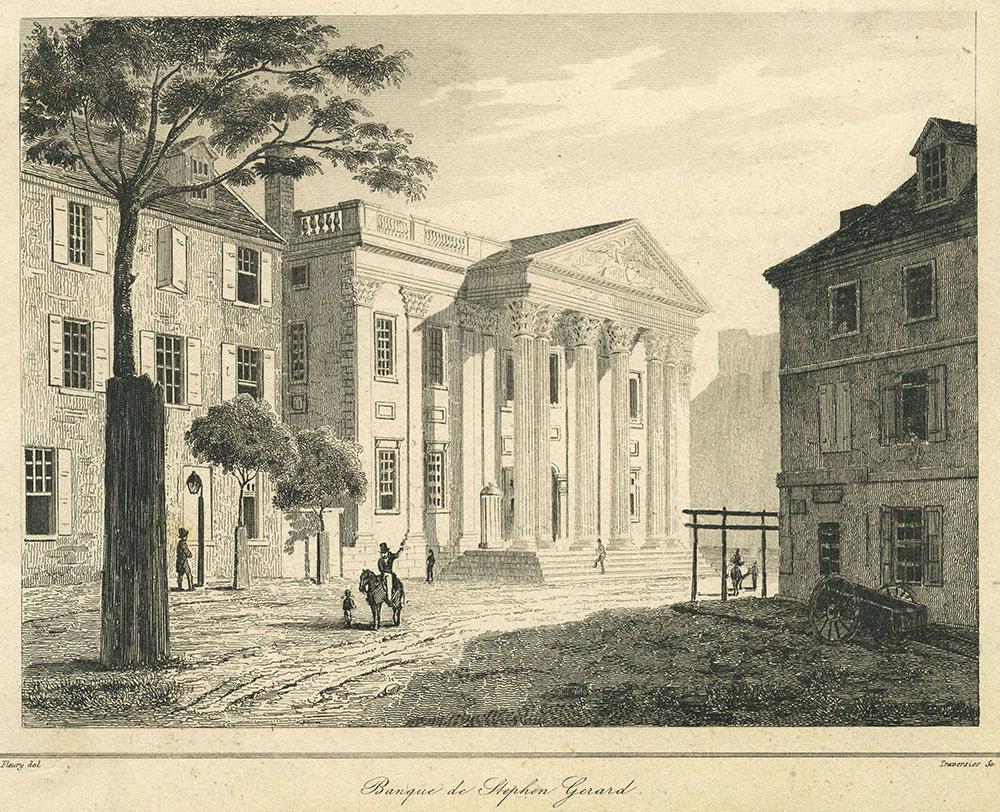 Banque de Stephen Girard.