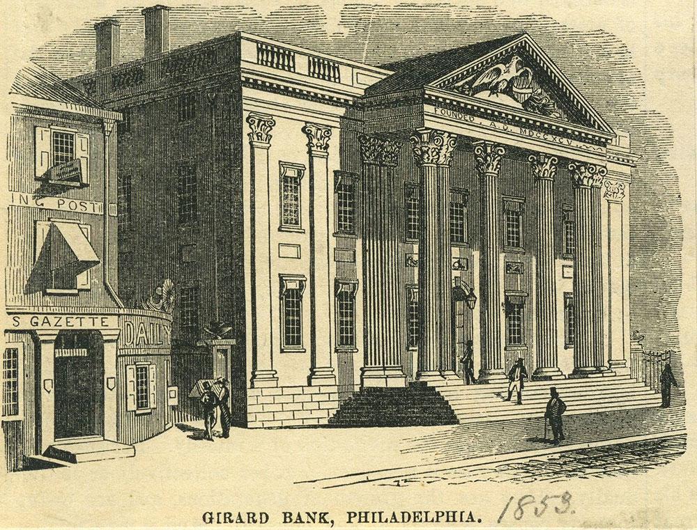 Girard Bank, Philadelphia