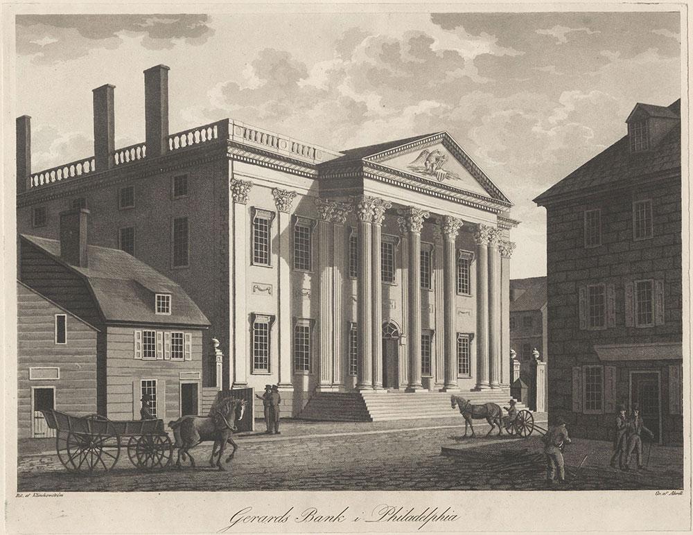 Girard's Bank in Philadelphia