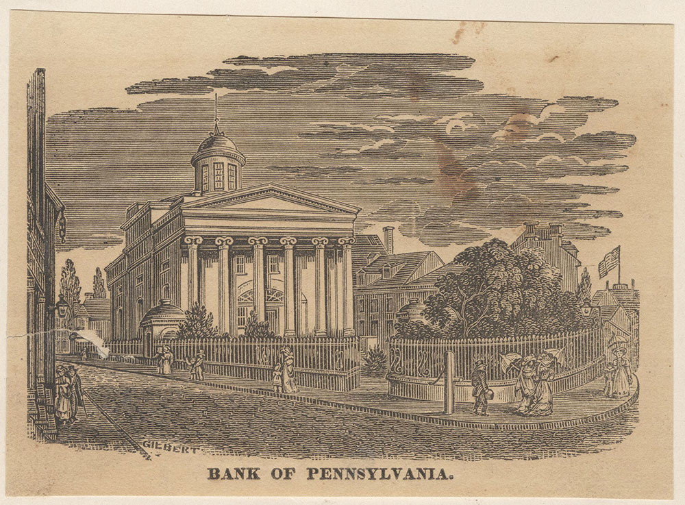 Bank of Pennsylvania