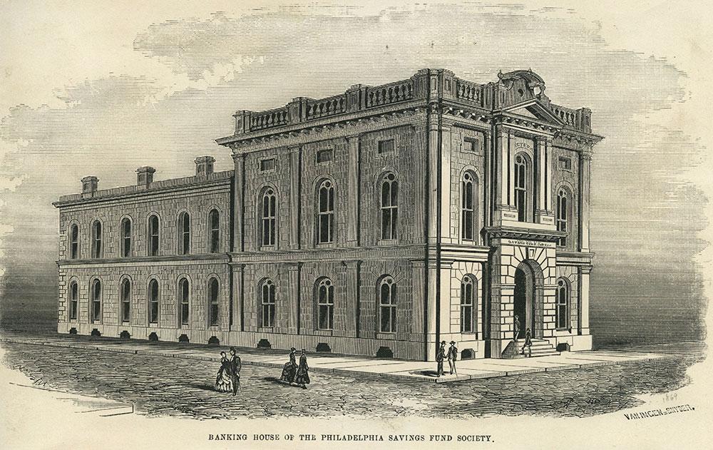 Banking House of the Philadelphia Savings Fund Society