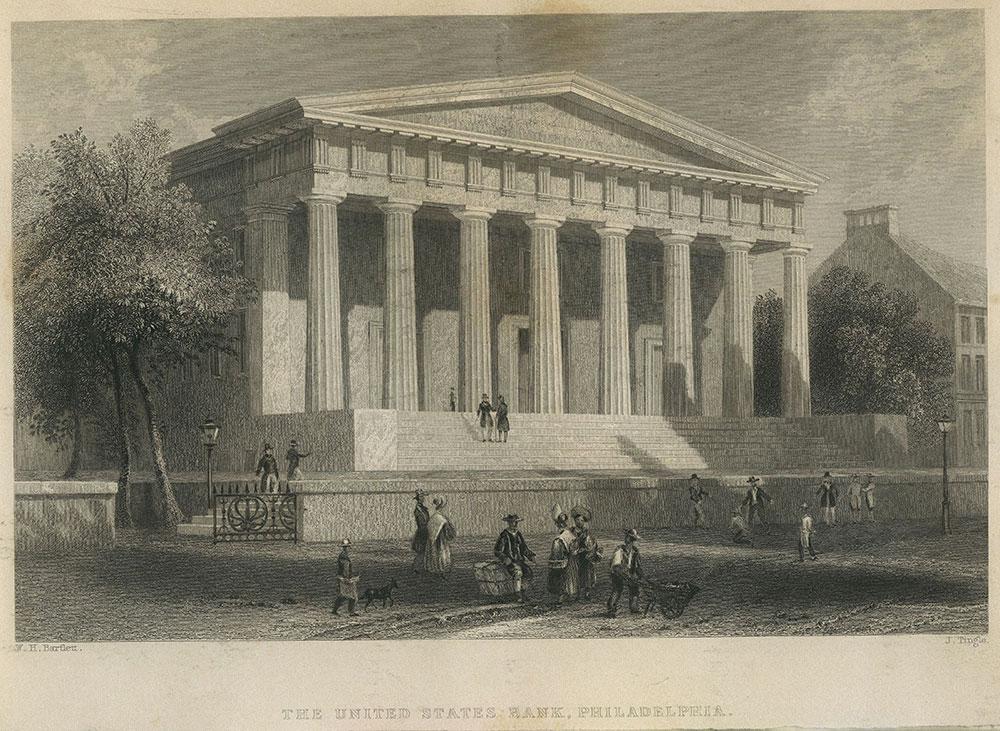 The United States Bank, Philadelphia.