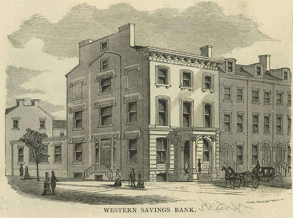 Western Savings Bank.