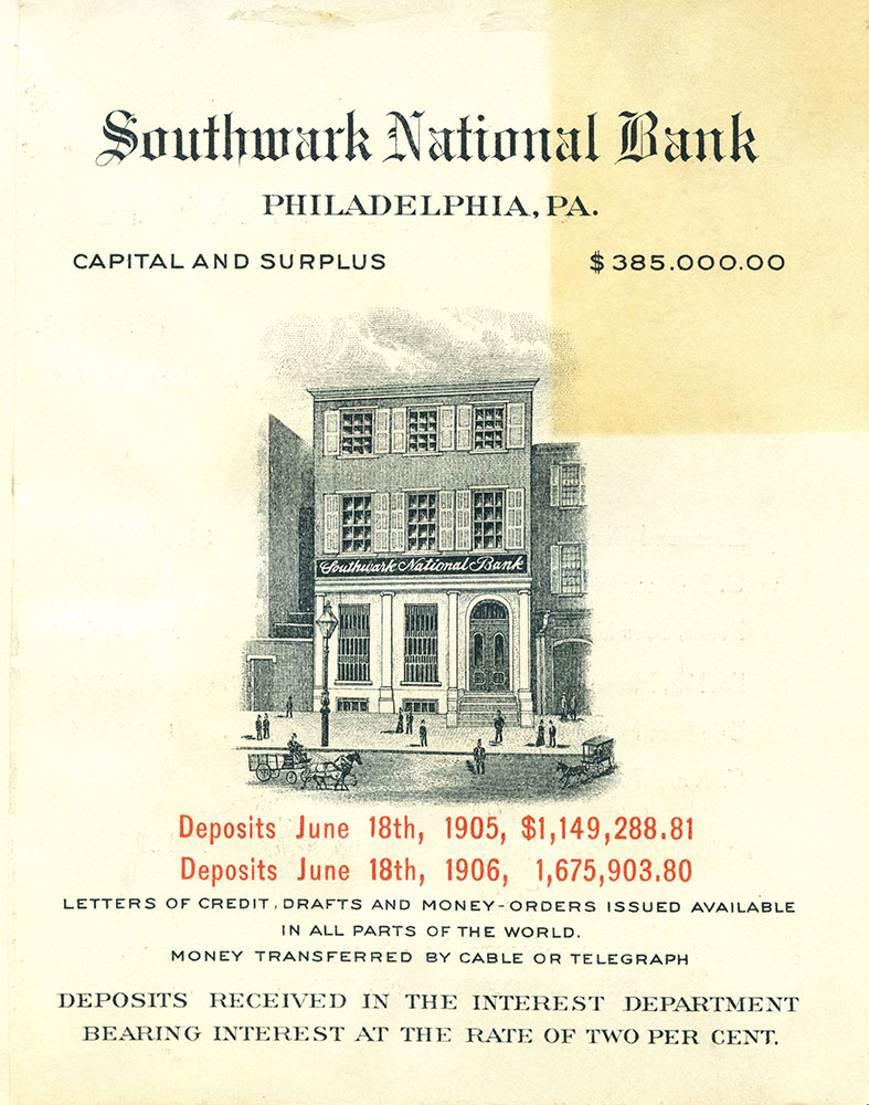 Southwark National Bank