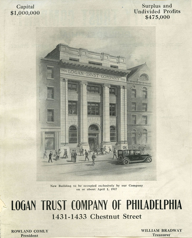 Logan Trust Company of Philadelphia