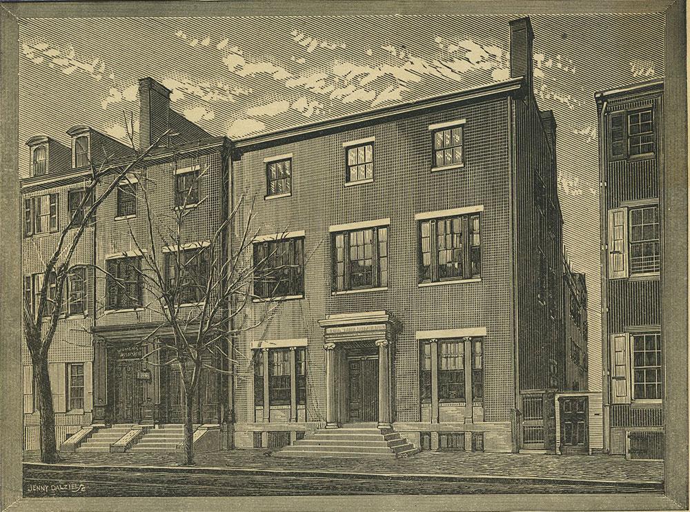 Women's Christian Association of Philadelphia.