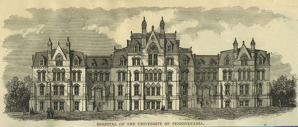 Hospital of the University of Pennsylvania.