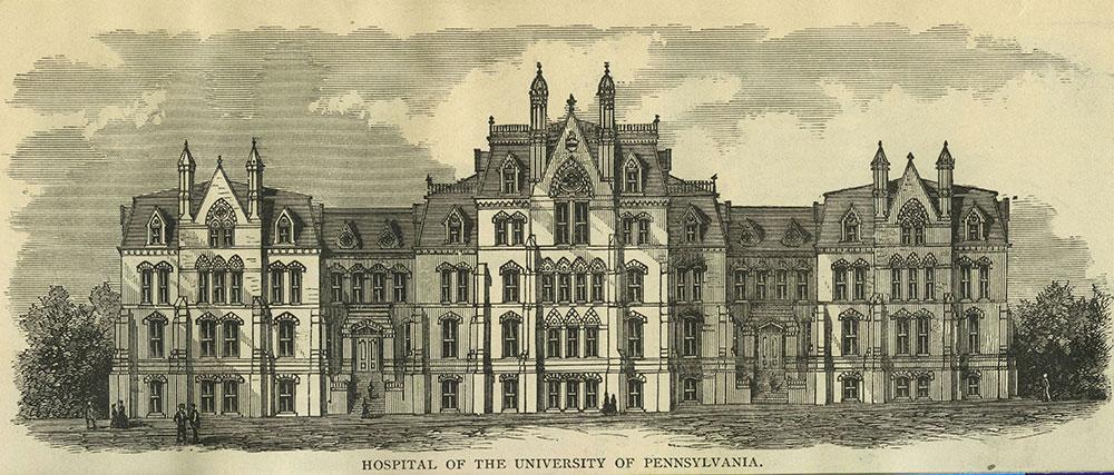 Hospital of the University of Pennsylvania.