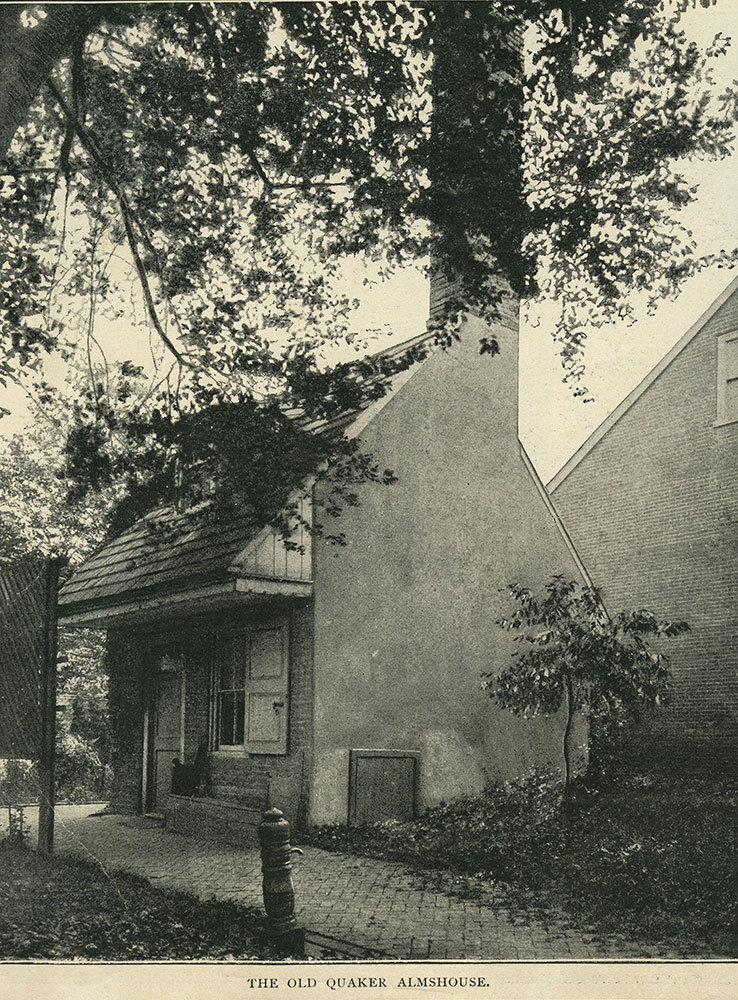 The Old Quaker Almshouse