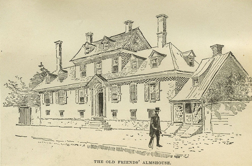The Old Friends' Almshouse