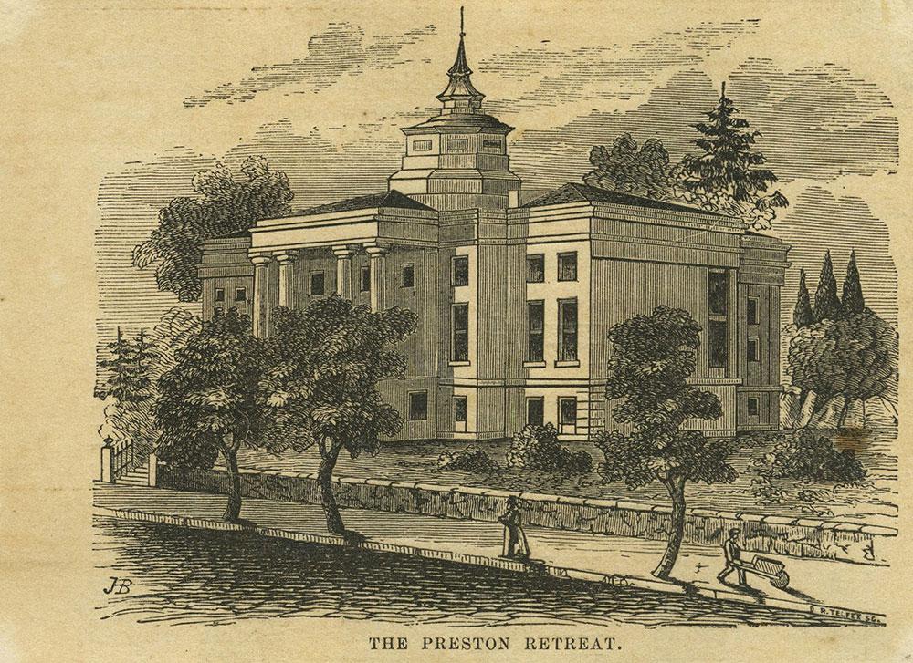 The Preston Retreat.
