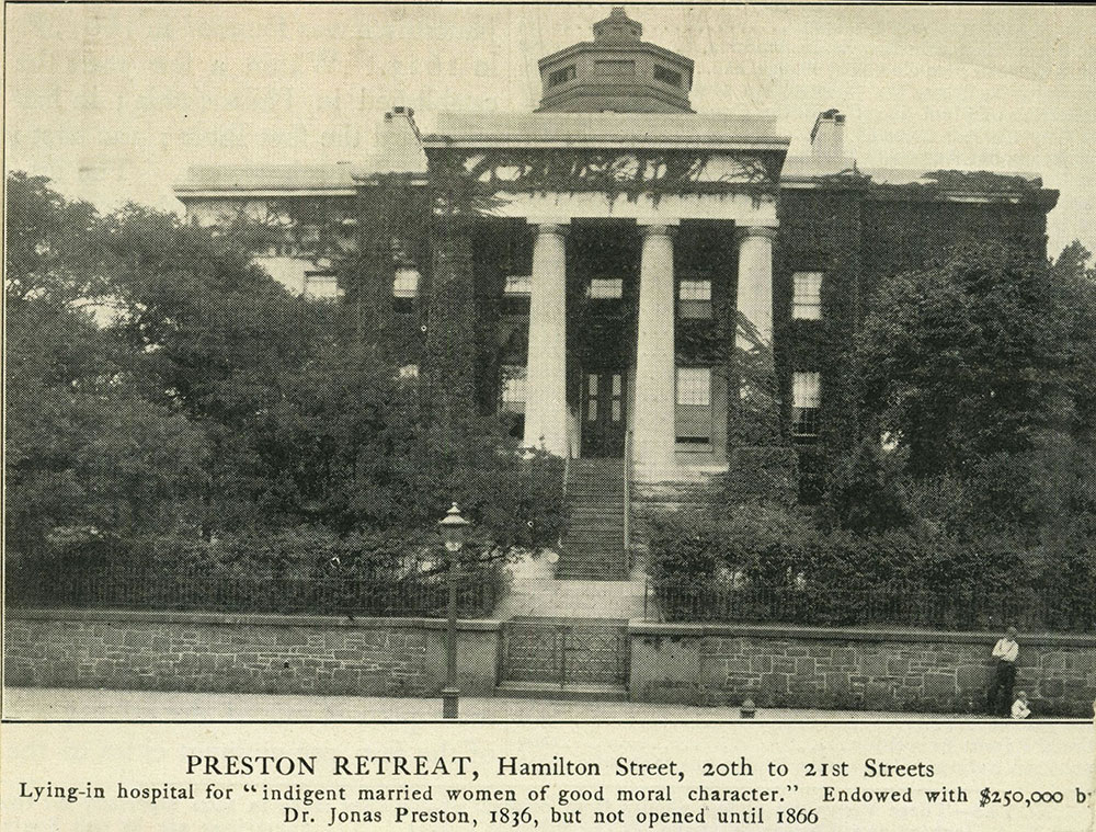 Preston Retreat