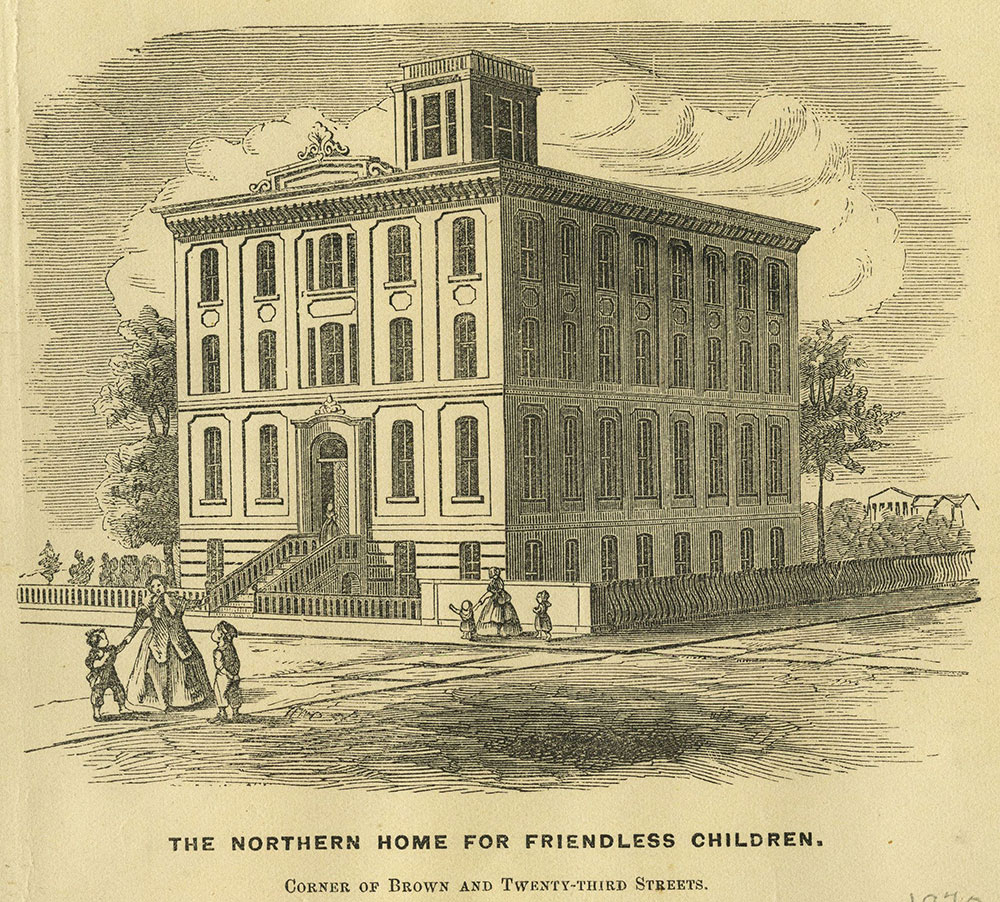 The Northern Home for Friendless Children.
