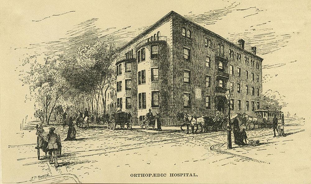 Philadelphia Orthopaedic Hospital.