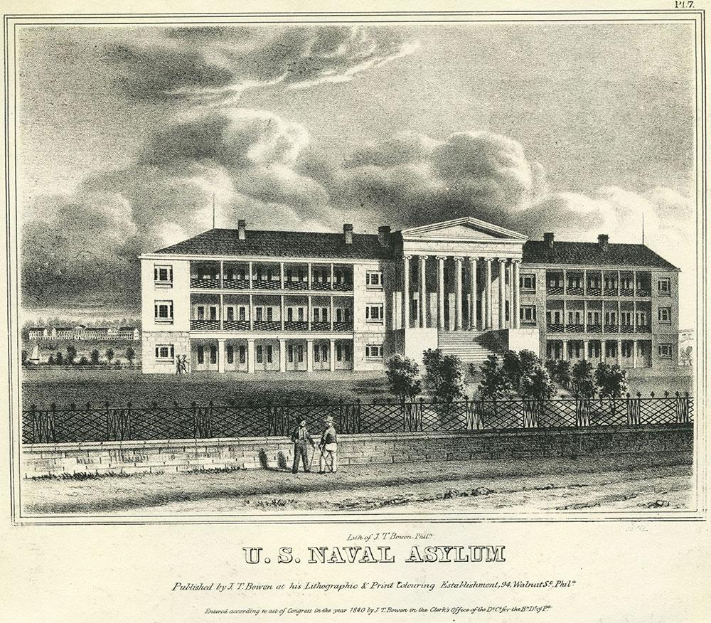 U. S. Naval Asylum