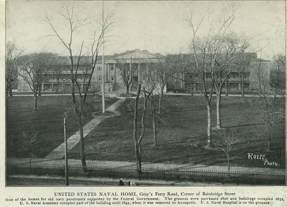 United States Naval Home.