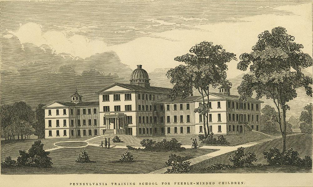 Pennsylvania Training School for Feeble-Minded Children.