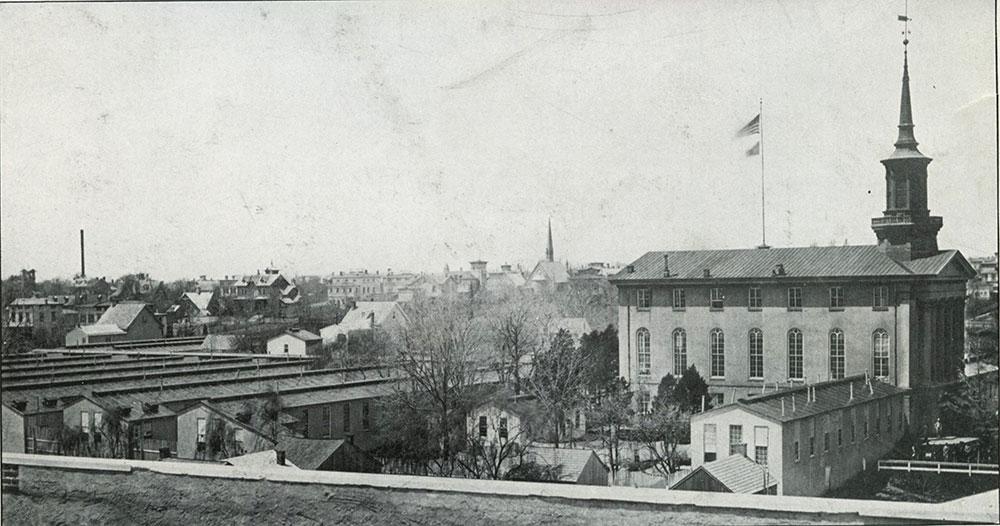 Cuyler Hospital. Germantown.