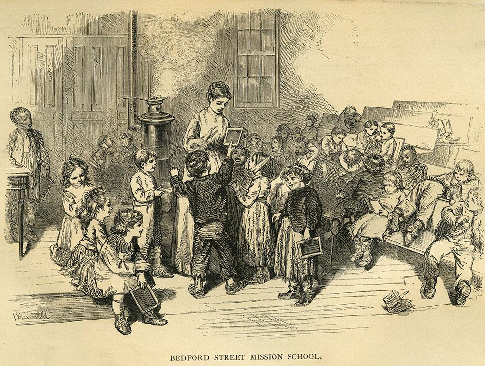 Bedford Street Mission School