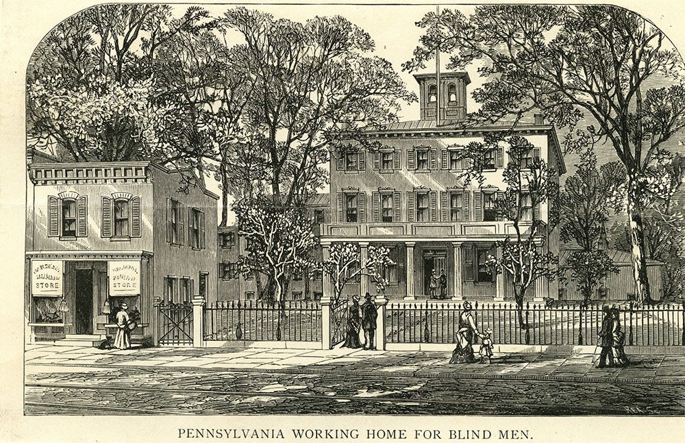 Pennsylvania Working Home for Blind Men